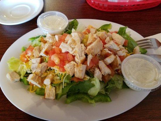 Goodland, KS: Chicken Salad $7.75