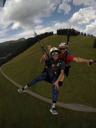 Hotel Interlaken: it is a very nice fly