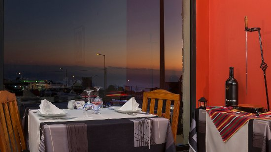 Prazeres, Portugal: Ocean View with a sunset