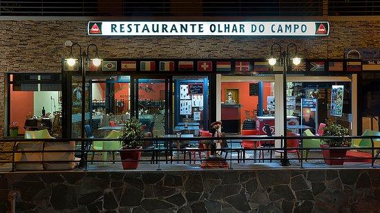 Prazeres, Португалия: Restaurante Olhar do Campo