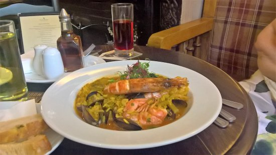 The White Horse Inn : The Fantastic Fish Gumbo