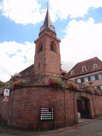 Église de l'Assomption-de-la-Bienheureuse-Vierge-Marie de Bergheim