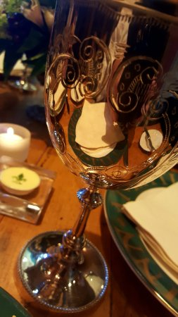 Washington, VA: Silver Goblet