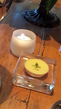 Washington, VA: Herbed Butter
