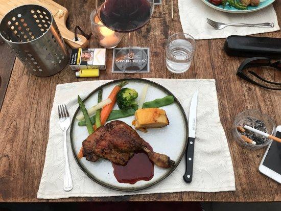 Klimmen, Pays-Bas : Restaurant De Post