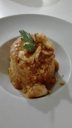 Province of Trapani, إيطاليا: Cous cous