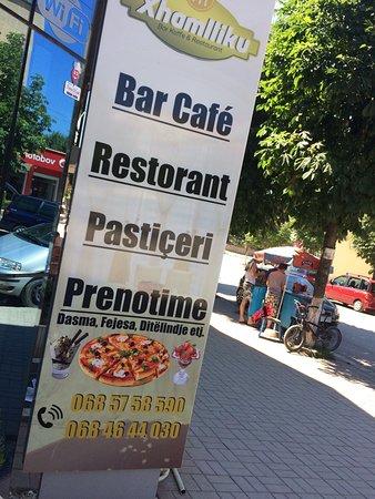 "Kukes, Albanien: Restorant ''Xhamlliku"""