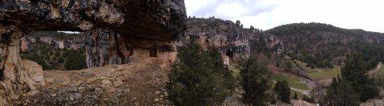 San Leonardo de Yagüe, España: Parque Natural del Cañón del Río Lobos
