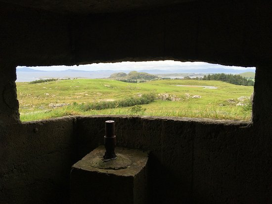 Fjoloy Fort: Fjøløy Fort