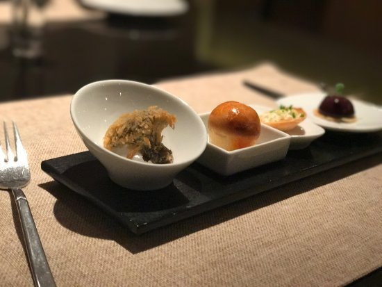Brindillas Restaurant : Tapas