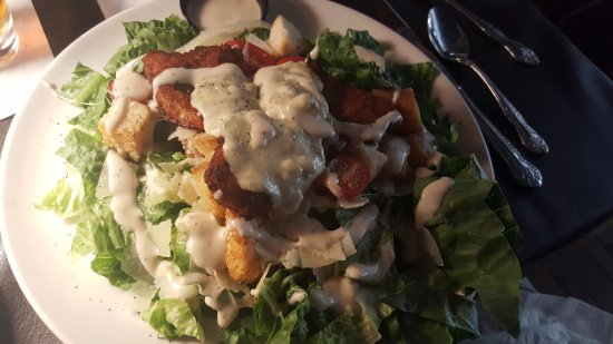 Medina, OH: Buffalo Chicken Salad