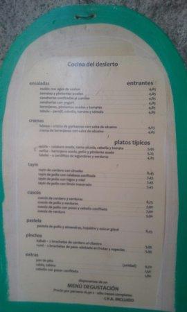 La cocina del desierto madrid chueca fotos n mero de tel fono y restaurante opiniones - Restaurante la cocina del desierto ...