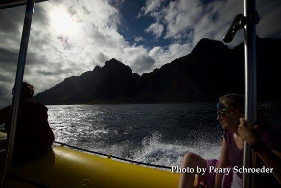 Kamuela (เมืองคามิวลา), ฮาวาย: Cruising the Na Pali Coast
