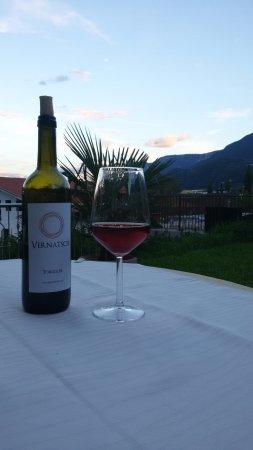Johanneshof Hotel & Residence: Wein aus Hauseigener Herstellung