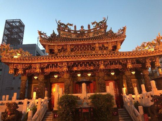 Kanteibyo (Kuan Ti Miao Temple): 絢爛豪華
