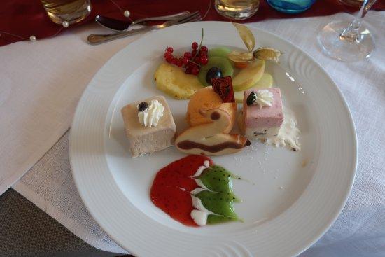 Gasthaus Schiff: Dessert