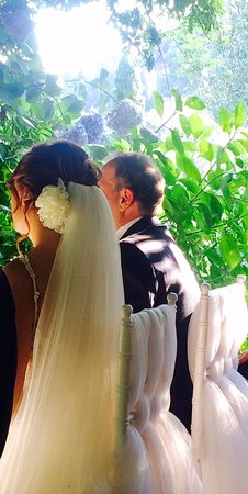 Manziana, Italien: WEDDING !