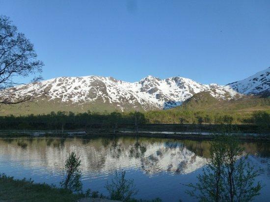 Troms, Noruega: Gullesfjord