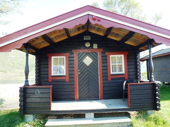 Troms, Noruega: Hütte