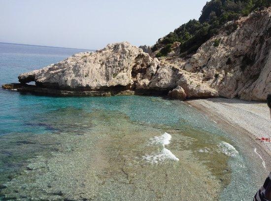 mikro seitani beach - Εικόνα του Παραλία Μικρό Σεϊτάνι ...