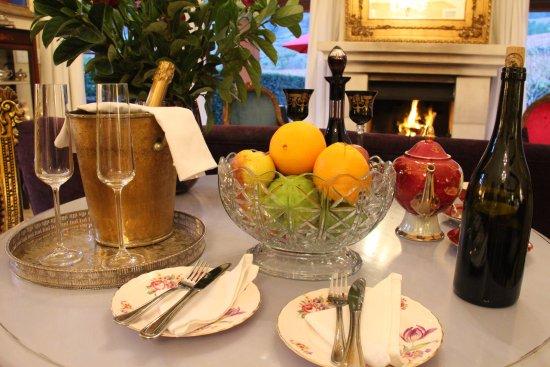 La Residence: Inside Vineyard Suite 3