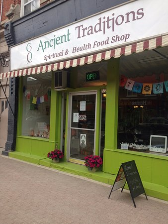 Ancient Traditions Spiritual & Health Shop