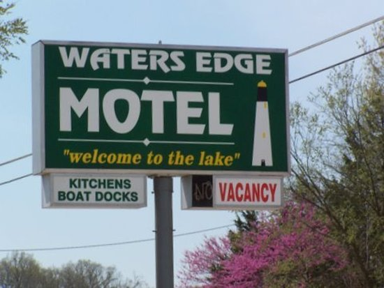 Waters Edge Motel Foto