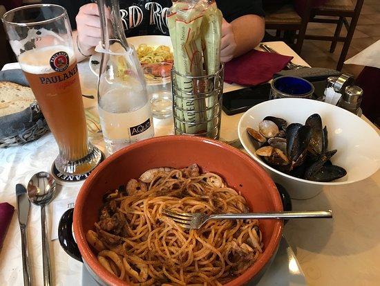 New Spaghetti CLUB