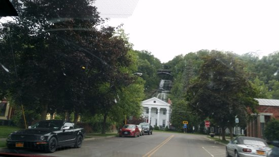 Corning, NY: on the way to Emerald springs apartments