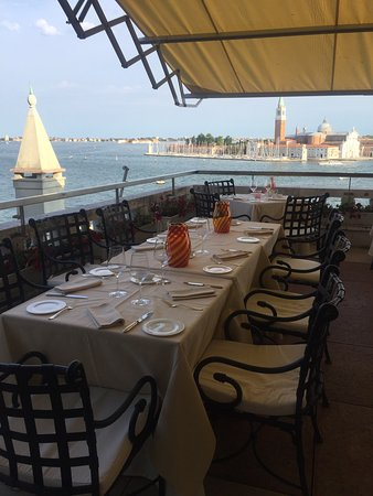 Menu Picture Of Restaurant Terrazza Danieli Venice