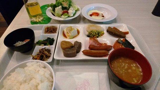 Hotel Epinard Nasu: 朝食バイキング