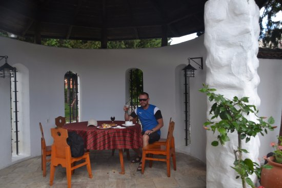 Trakia Plaza Hotel : обед в ресторане отеля Тракия Плаза