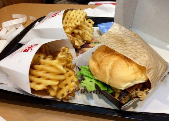 Murray, UT: BBQ Bacon Chicken