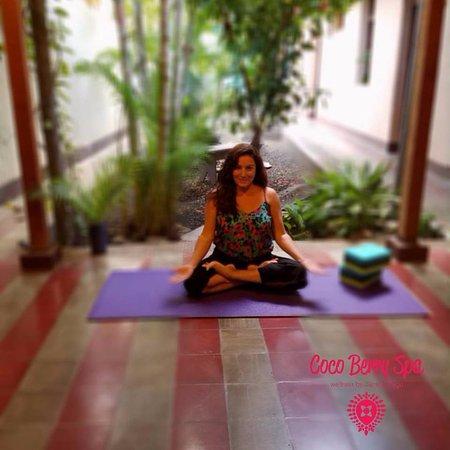 Coco Berry Spa Wellness by Daniela Prego : Hatha Yoga Flow with Dani Tuesdays and Thursdays 6PM