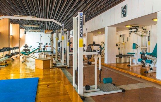Hotel Amfora: Fitness area