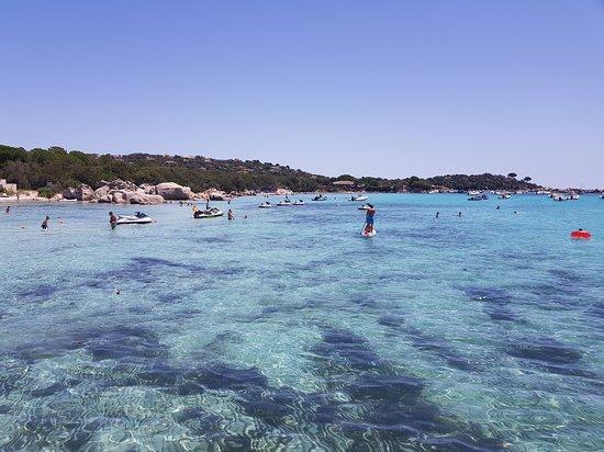 Plage De Santa Giulia Beach