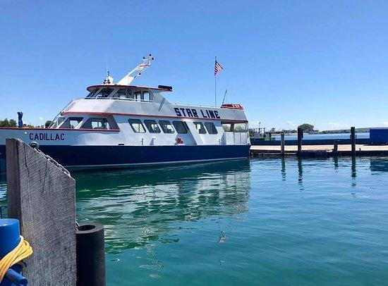 Ferry Fees To Mackinac Island