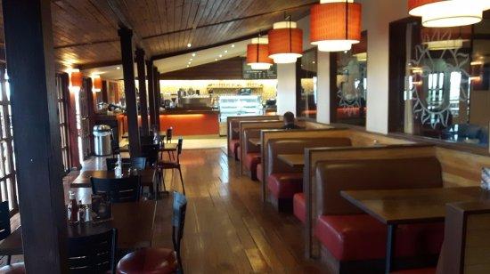 Aero Club of East Africa Restaurant: Interior view