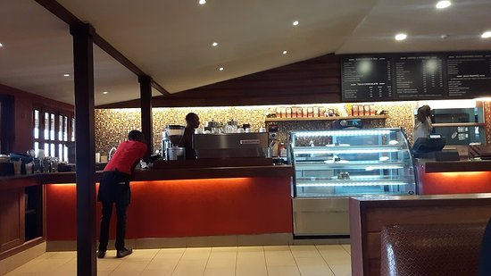 Aero Club of East Africa Restaurant: Bakery Section