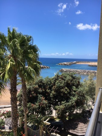 Savoy Calheta Beach: View from our room