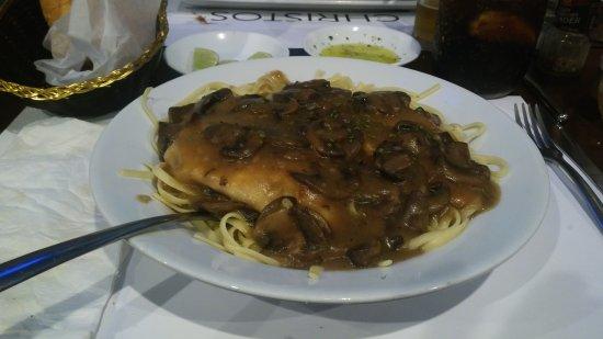Christos Italian Restaurant Peachtree City