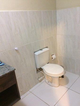 Cruzeiro, SP: Hotel Embaixador