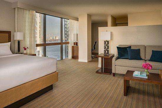 King Bed City View Hyatt Tripadvisor