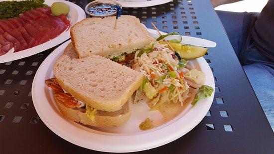 Pelly 39 s fish market cafe carlsbad restaurant for Fish restaurant carlsbad