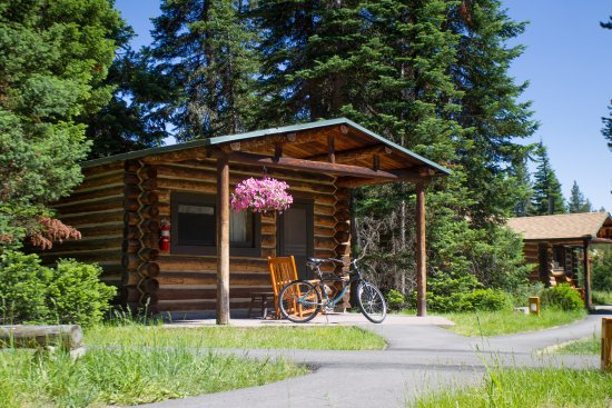 Jenny Lake Lodge: Freestanding Cabins