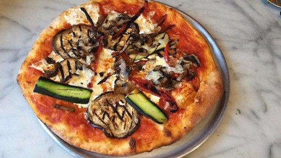 Piccolo Sogno Personal Pizza Vegetariana