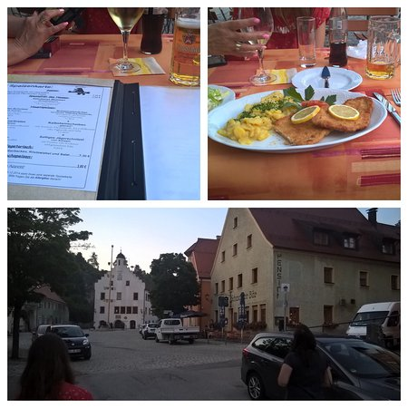 Kastl, Almanya: Gasthof Schwarzer Bar