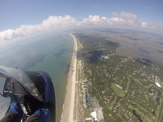 Fernandina Beach, FL: Amelia Island from a new perspective