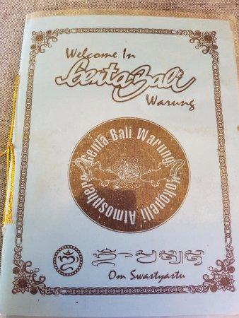 Subagan, Indonesia: Welcome to Genta Bali Warung