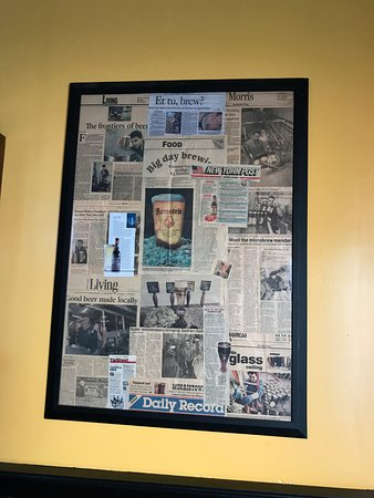 Butler, نيو جيرسي: Local press